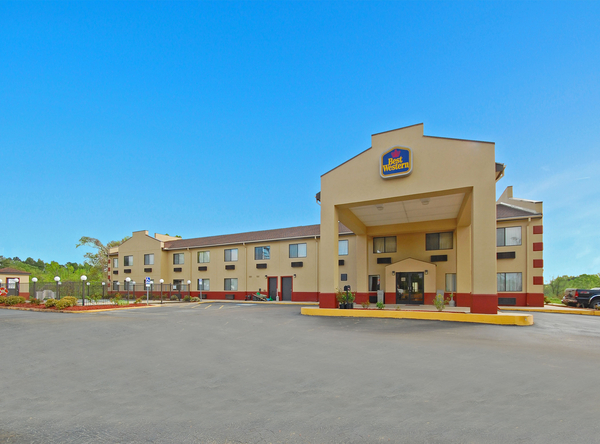 Best Western Gateway Inn - Yazoo City