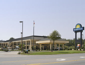 Days Inn - Greenville Mississippi